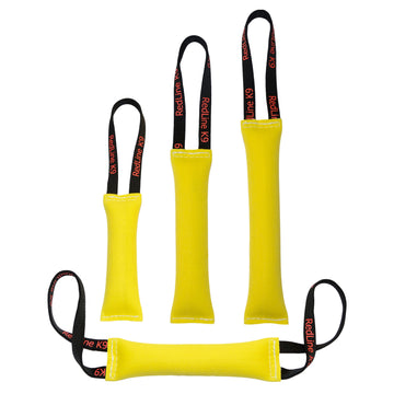 Yellow Floating Fire Hose Tug Toy