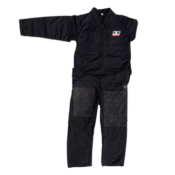 Lightweight Bib Style Scratch Pants & Jacket