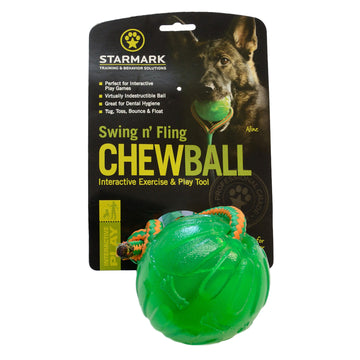 Swing n' Fling Chewball