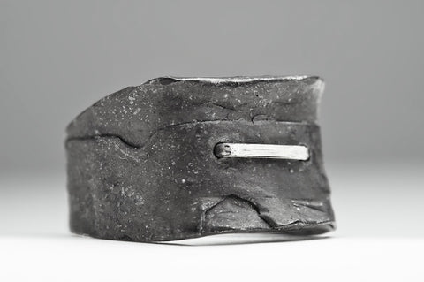 Crushed Staple Ring is SR333