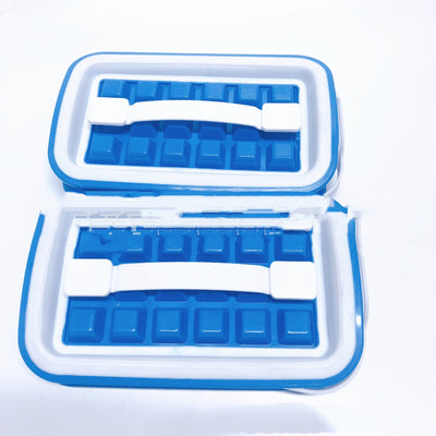 Silicone Ice Cube 36 Grids Tray DIY Ice Cream Kettle Mold