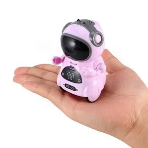 Children's mini robot toy