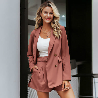 Fashion casual suit