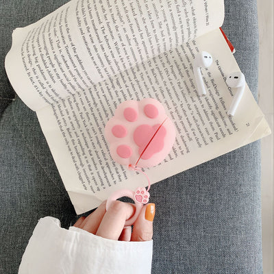 Cat claw protector headset set silicone