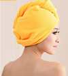 Quick Magic Hair Dry Hat Towel