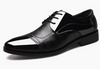 2020 summer new shoes men's business dress large size shoes fashion hundred tower wedding shoes