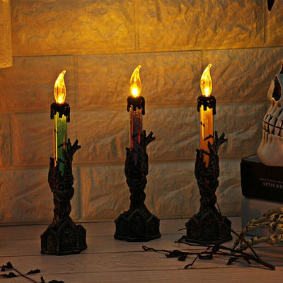 Halloween Decoration Simulation Candle Light