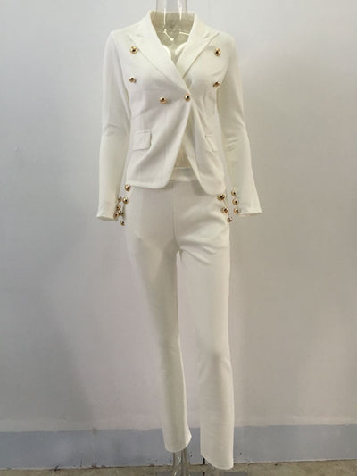 Casual woman's suit set