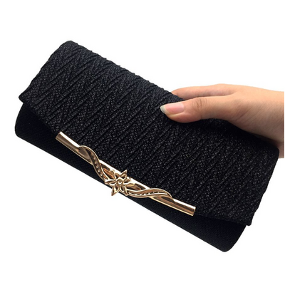 rls Wedding Clutches Handbag Chain Shoulder Bag Bolsas Mujer