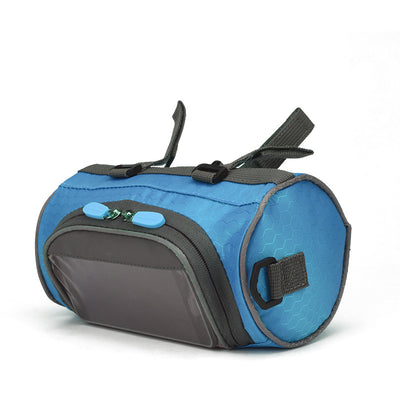 Rainproof bicycle mobile phone bag