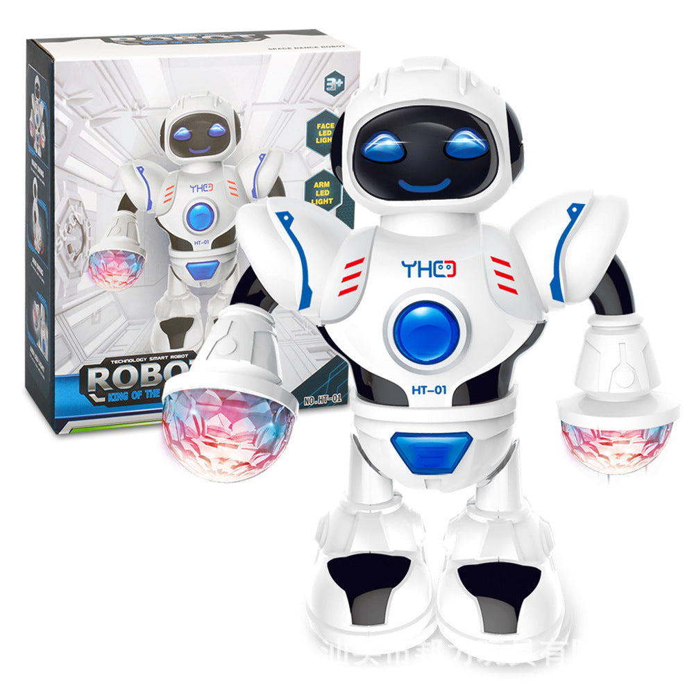 Electric Hyun Dance Robot