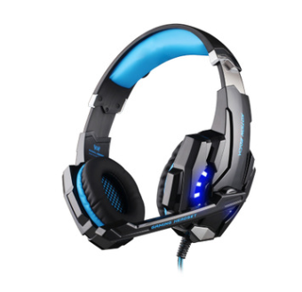 G9000 Headphones Gaming Headset with Microphone 3.5+USB Single Hole Headset for PS4
