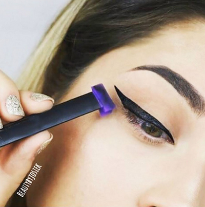 Perfect Cat Eye Eyeliner Stamp