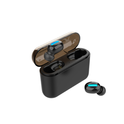 Binaural Mini Bluetooth Headset