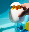 Bath toy raining cloud duck egg children's bathroom shower baby water toys