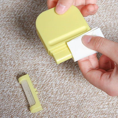 Portable Manual Sweater Clothes Lint Pill Fluff Remover Fabrics Sofa Clothes Fur Hair Cleaning Brushes