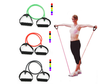 Latex Resistance Bands Workout Exercise Yoga Crossfit Fitness Tubes Pull Rope Fitness Exercise Equipment Tool