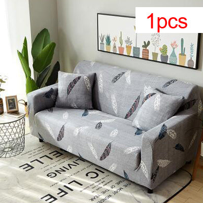 Printed sofa cushion sofa cover sofa cover