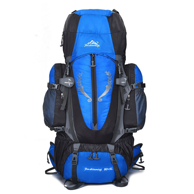 Professional mountaineering package 80L85L outdoor Backpack Travel hiking outdoors camping donkey tents bag