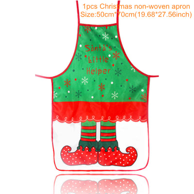 2020 new women's sexy Christmas Apron