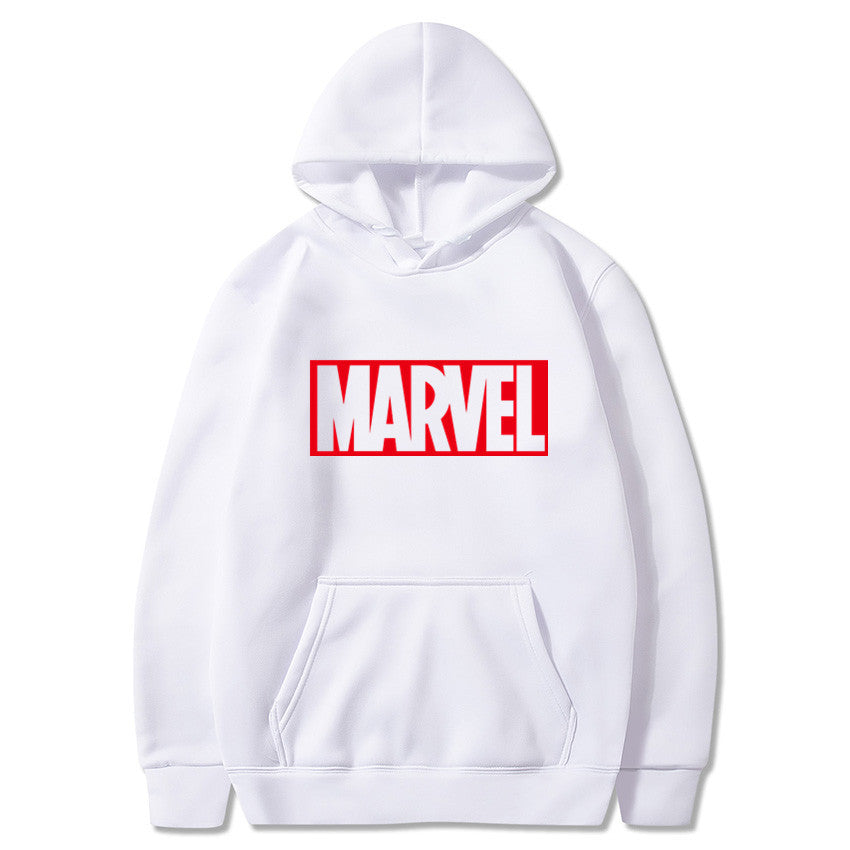 MARVEL printed hoodies for men