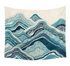 Dreamy Mountains Tapestry