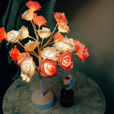 Rose Flower Tree Led lamp