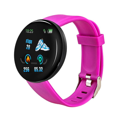 Disc D18 color screen smart bracelet