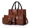 Women's PU mother bag