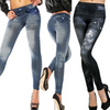 Stars-N-Butterflies Jeggings