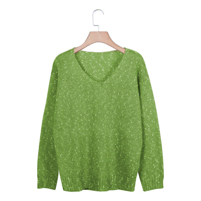 Leisure v-neck sweater