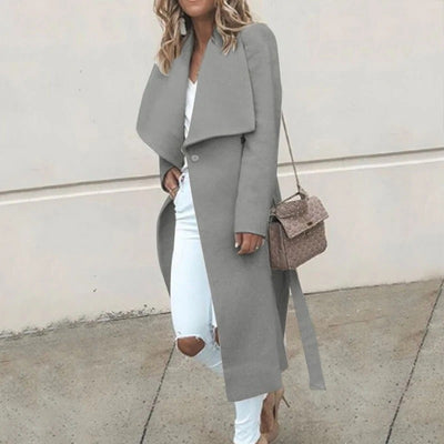 Elegant and stylish trench coat