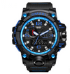 Slovaki new wristwatch fashion sports multi-functional electronic watch lovers popular waterproof wholesale men