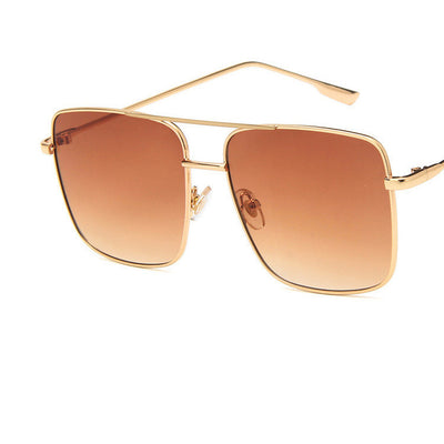 Fashion double beam sunglasses
