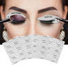 Eyeliner and Eyeshadow Non-Woven Stencil Stickers