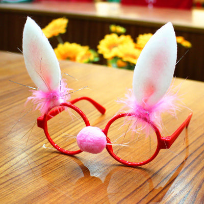 Christmas glasses frame Christmas party supplies Christmas gifts Christmas decorations glasses Santa glasses