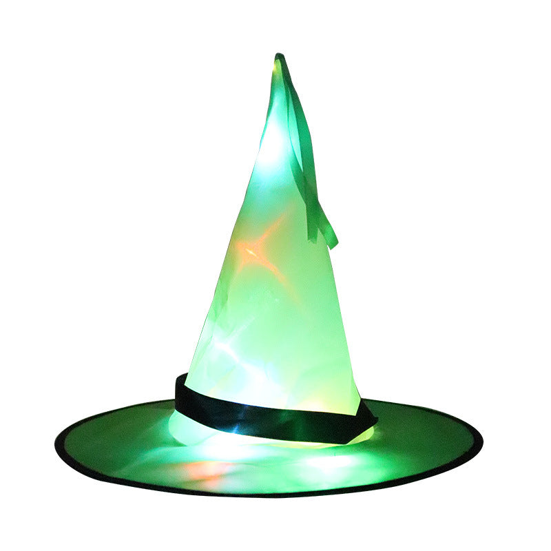 Halloween Glowing Hat