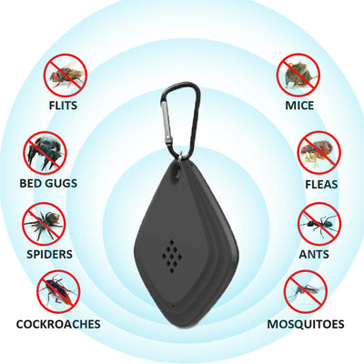 Portable insect repellent outdoor mosquito repellent