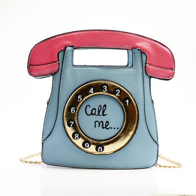 New women's bag creative funny shoulder bag fashion personality phone Messenger bag handbag