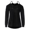 Autumn and winter sexy off-shoulder long-sleeved T-shirt tops shirt women's clothing