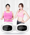 Magnetic Stone Slimming Massager Belt