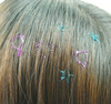 Hot Stamps Hair Glitter