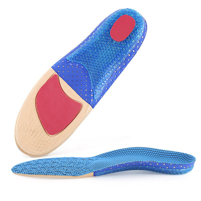 Sweat absorbing breathable insole