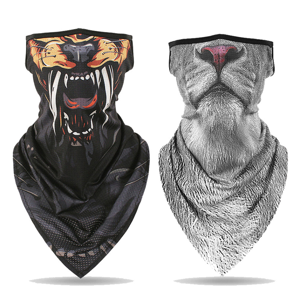 Face Mask Neck Face Scarf Bandana Women Men with Sports Headband.…