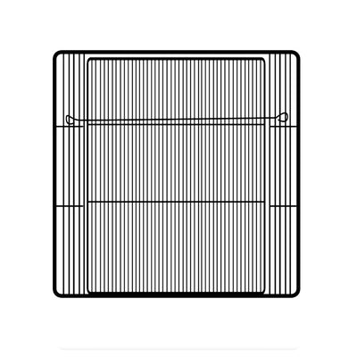 DIY Pet Cats Dogs Indoor Fence Cage Combination Assembly Steel Wire Mesh for Household Pet Net