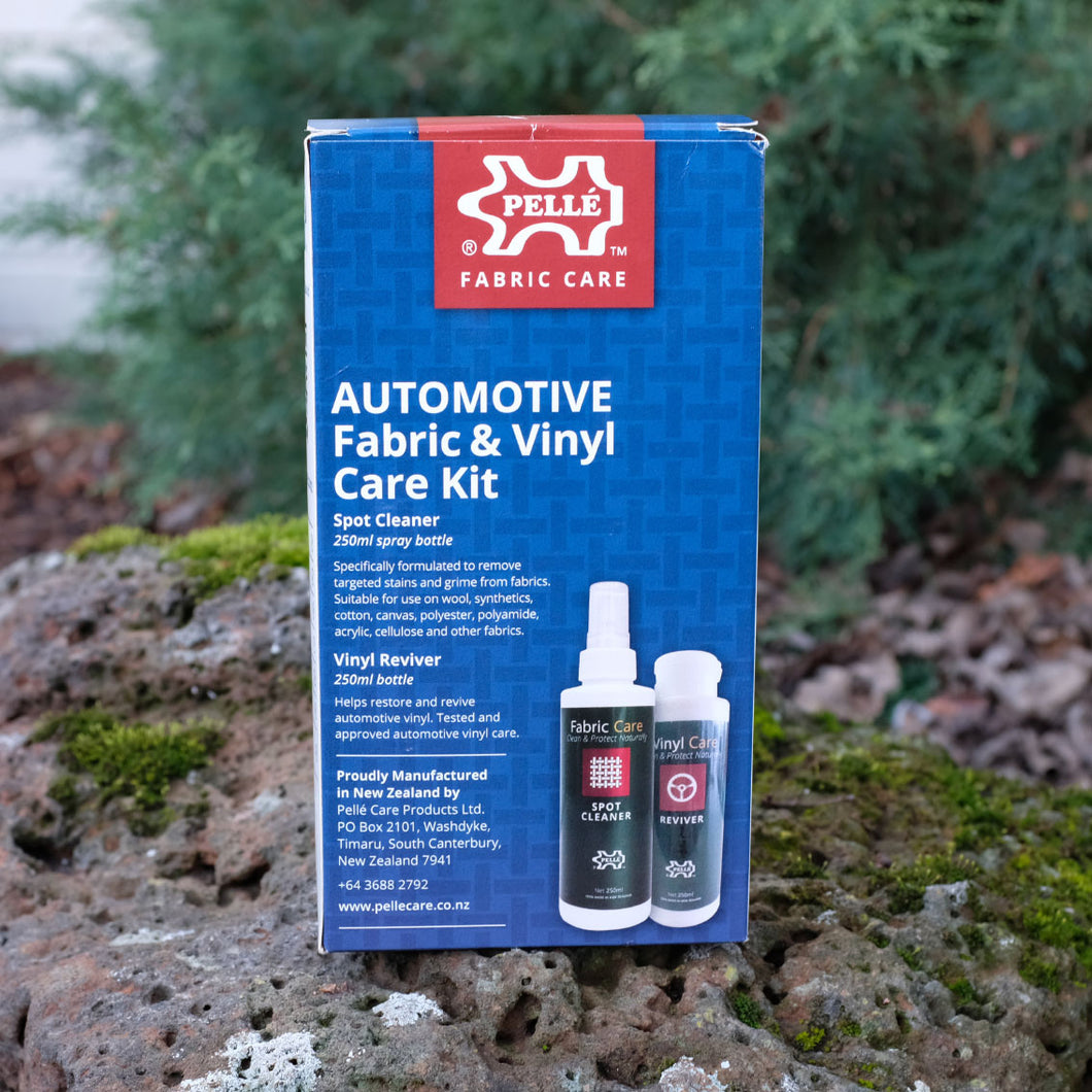 Pelle Automotive Fabric Kit