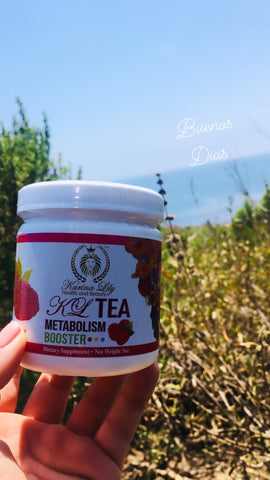 Metabolism Booster Tea  (Energy)