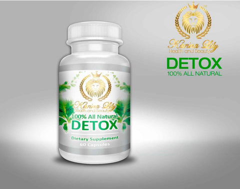 KL All Natural Detox Capsules (Detox Pills)