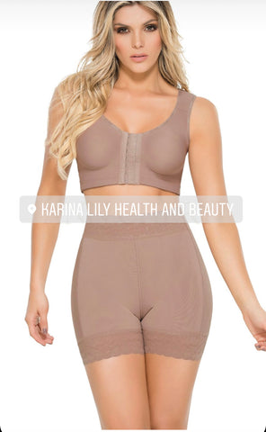 High Waisted Shapewear Shorts
