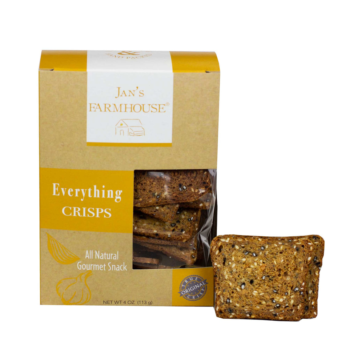 Jan's Farmhouse Everything Crisps